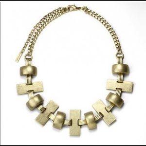 Jewelmint Gold Bronze Astoria Necklace